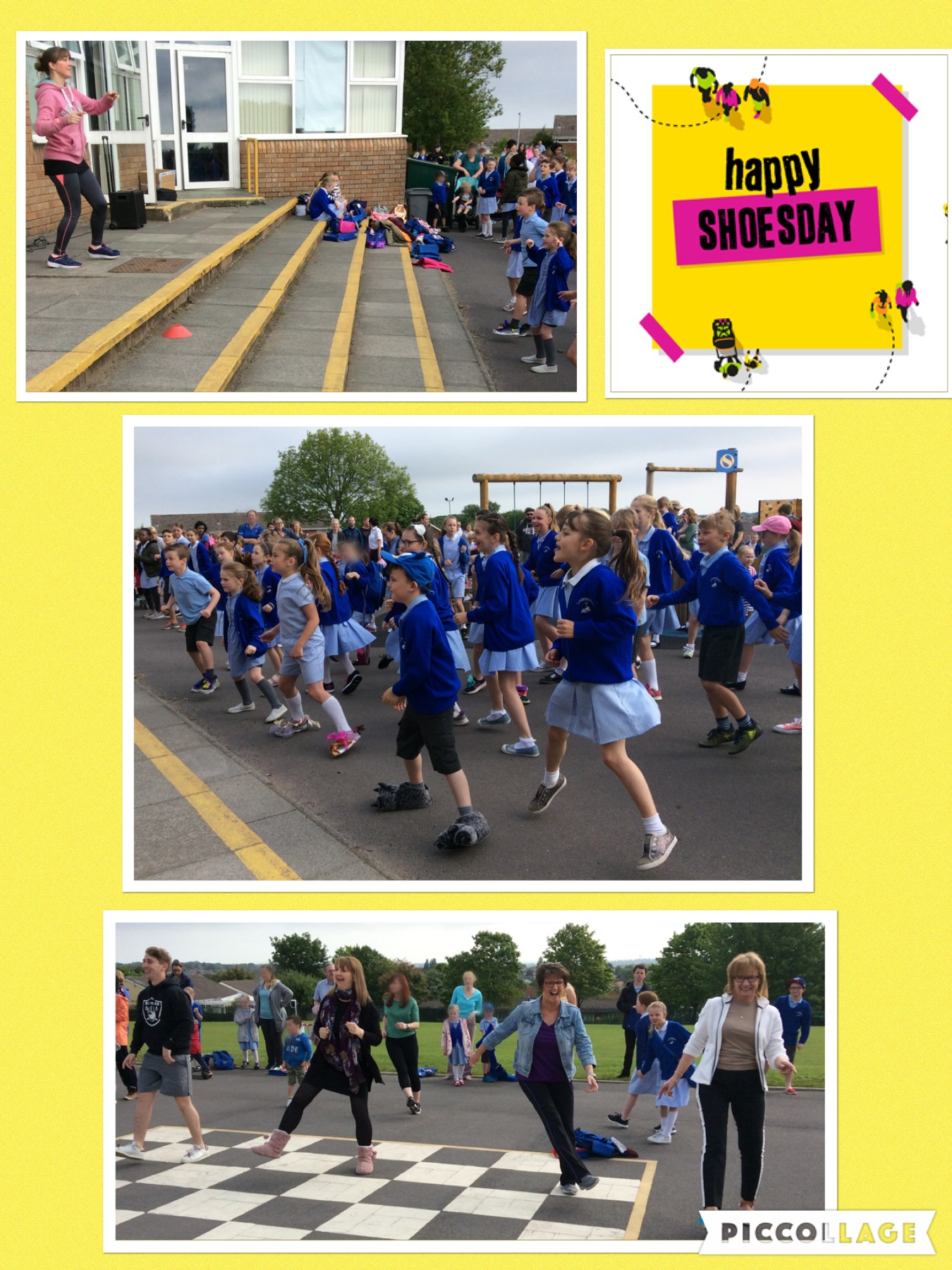 Our pupils organised Walk, Bike and Scoot to school week for a cleaner and greener environment and to improve mental health and well being.