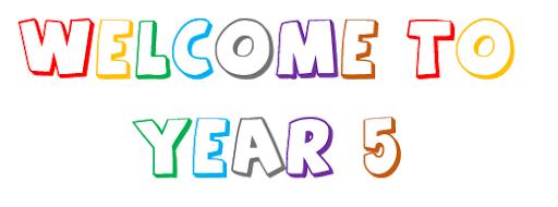 Year 5 — Ladymount Catholic Primary School