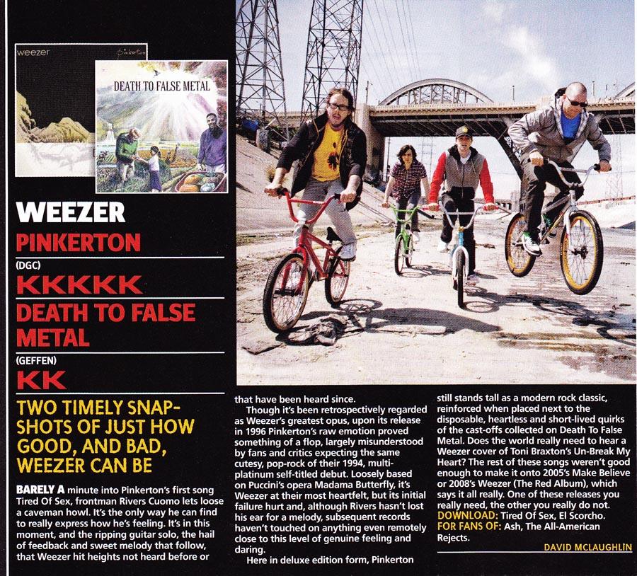 Weezer - Kerrang!