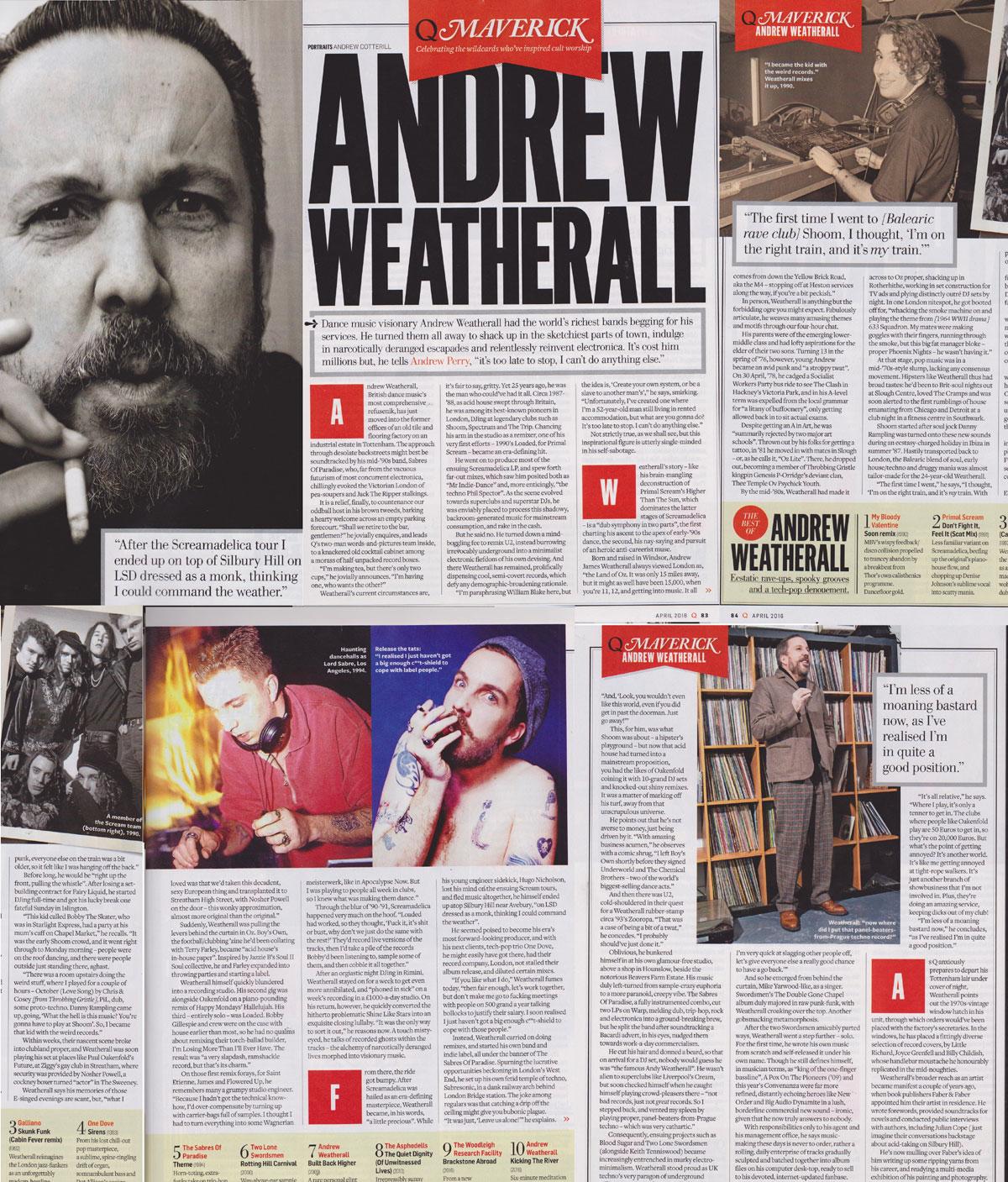 Andrew-Weatherall - Q