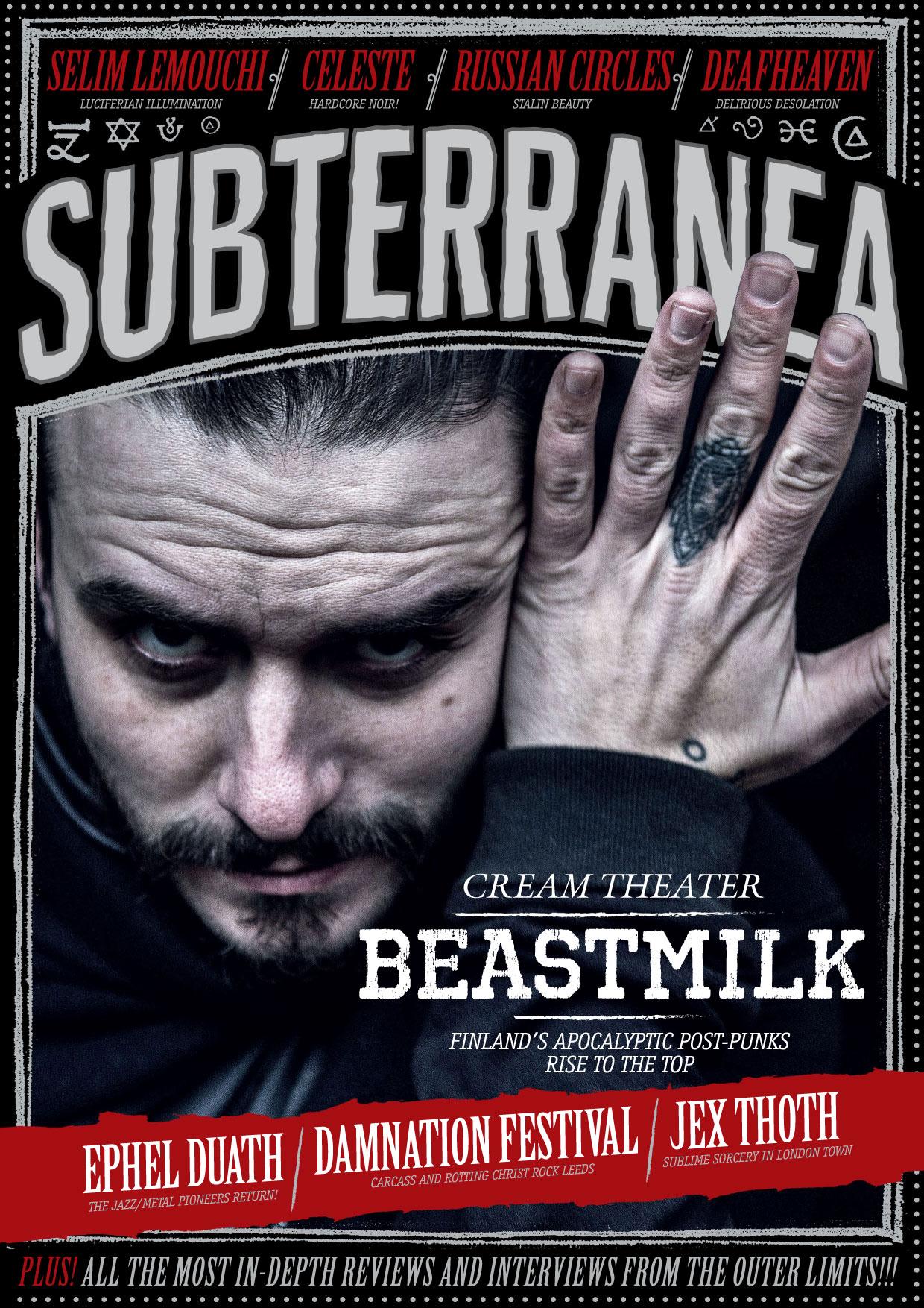 Beastmilk - Metal Hammer