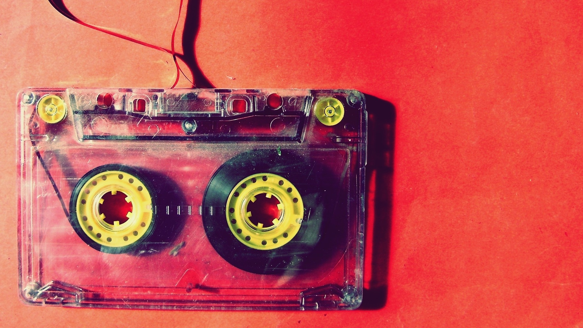 Audio cassette - accompanies article about making the most of your back catalogue