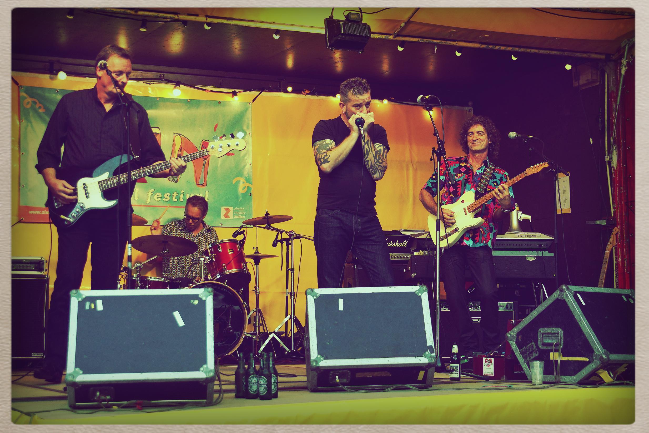 ZON Festival, Zuilen Utrecht, 14 september 2014. Foto: Maarten van de Krol.