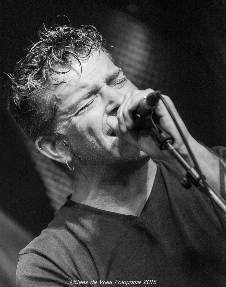 foto: Cees de Vries, Muziekcafe Miles, Amersfoort, juni 2015