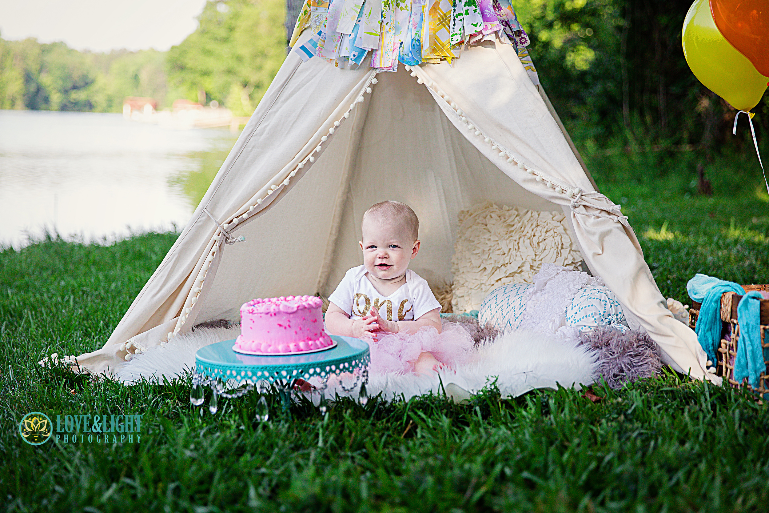 newborn photographer huntersville