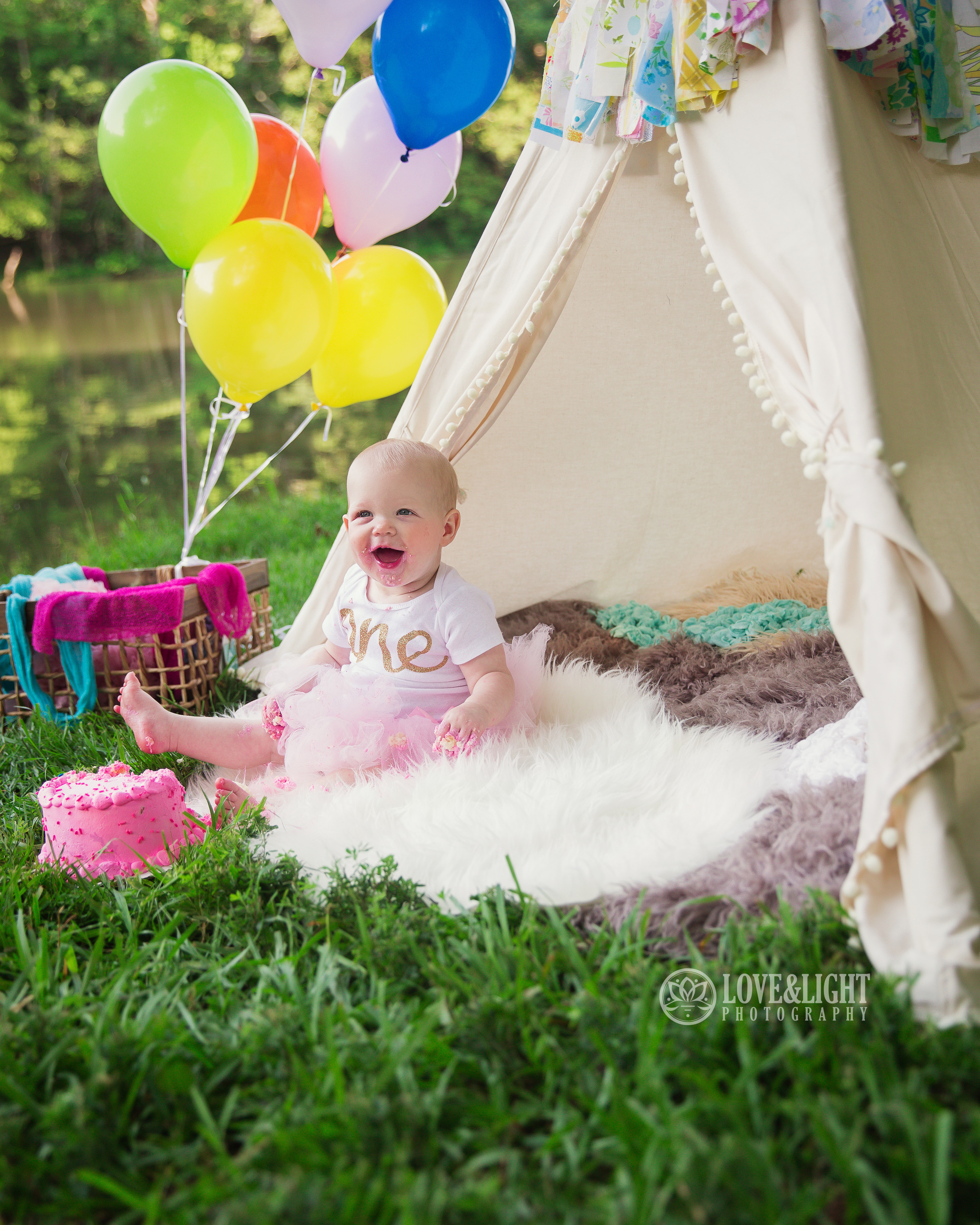 newborn photographer Huntersville nc