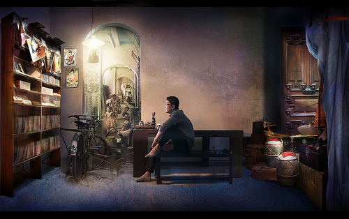 The Hidden Dimension, 2013