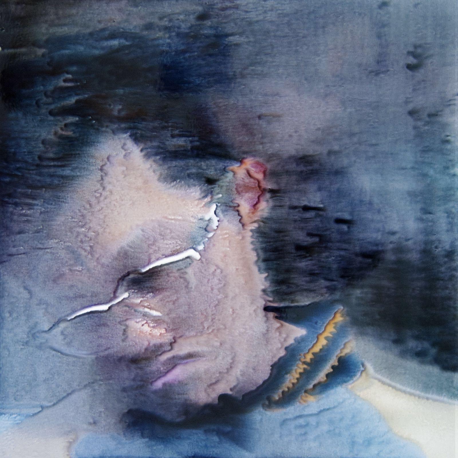 Sarah Choo Jing.  Glass Walls II , 2016. 70cm x 70cm.