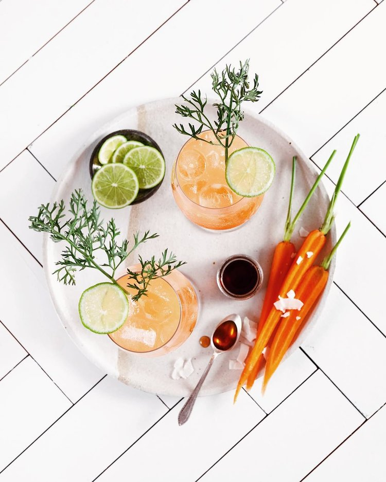 Youjuice Cocktail Recipes - Written, Styled and Shot by Kasia Sykus
