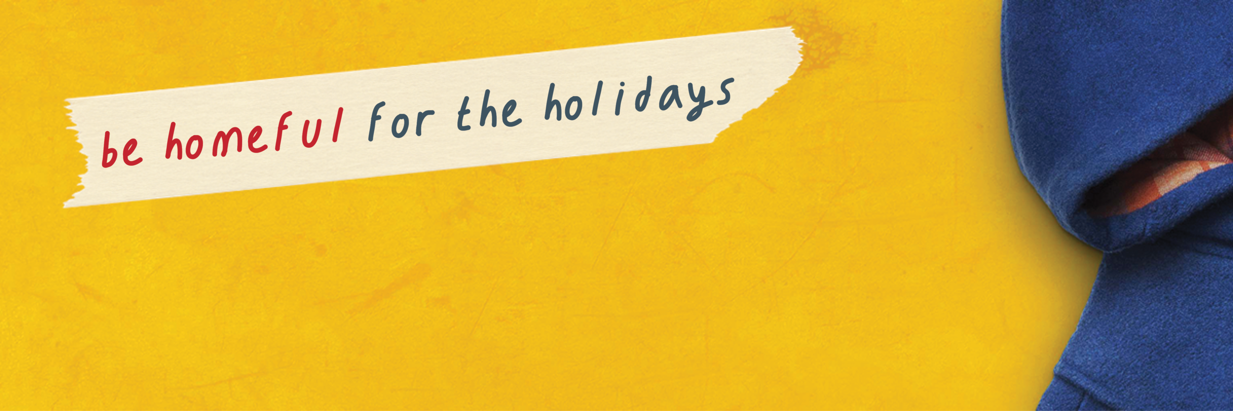 - Spread some holiday cheer. Give a gift to a homeless child and help end family homelessness in Connecticut.