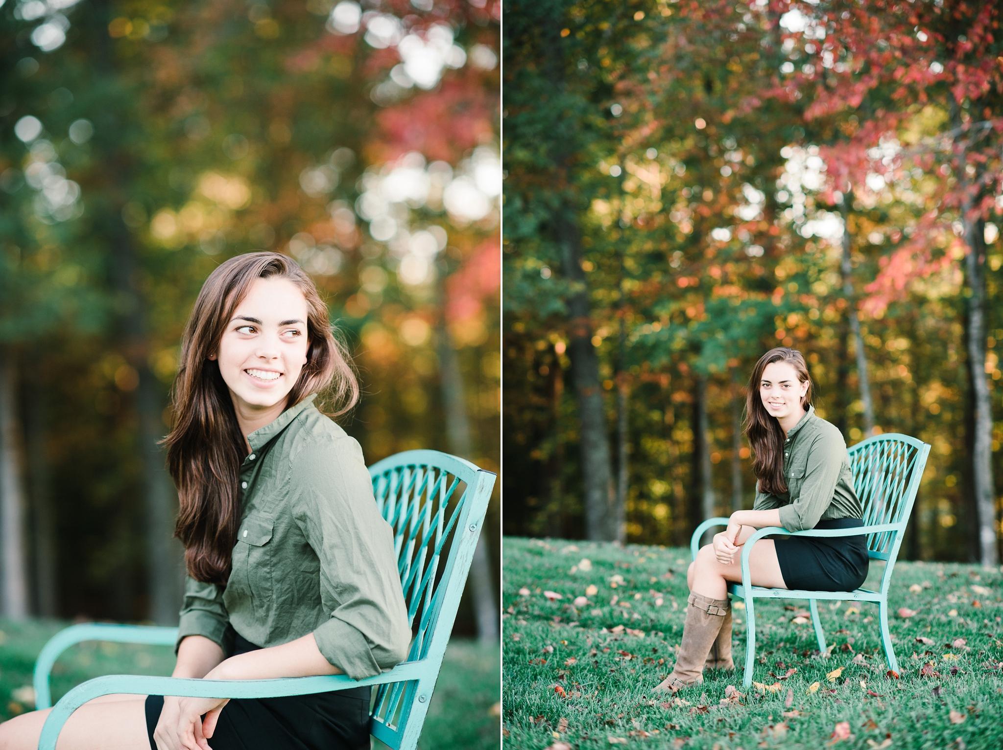 Charlottesville Senior Photographer