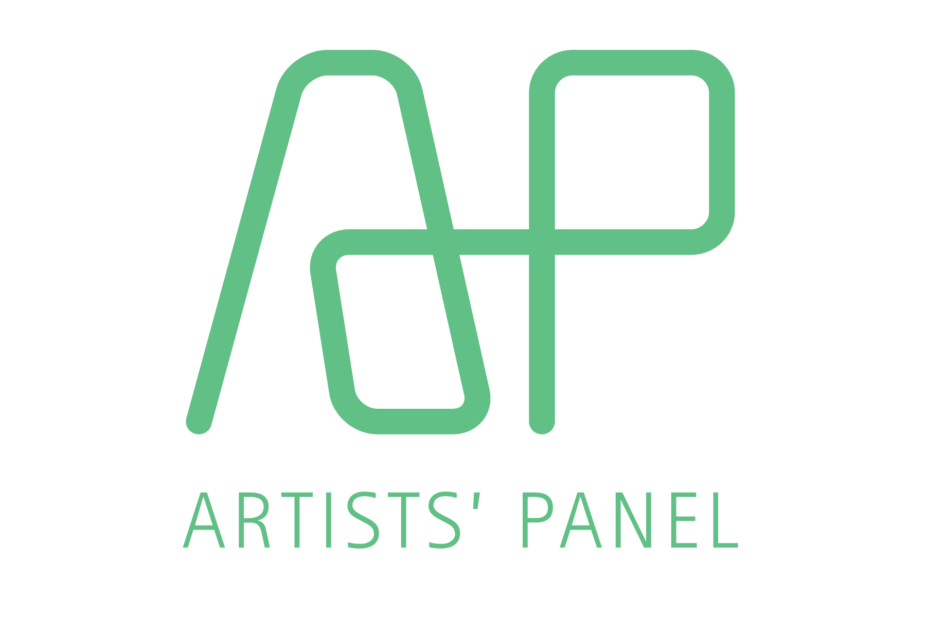 One of the core functions of theArtists' Panel is to provide funding for visual arts projects. They needed a strong brand to represent their activities and one that could be applied throughout their various literature (application forms & terms of service etc)    The solution was to use the characters 'A' and 'P' and to interconnect them to show the unity between what they do and the connection to the artist. The strong mono-line using rounded terminals is offset against the beautiful sans serif underneath. A paperclip was also made for the brand collateral.     The rest of the project can be seen here!