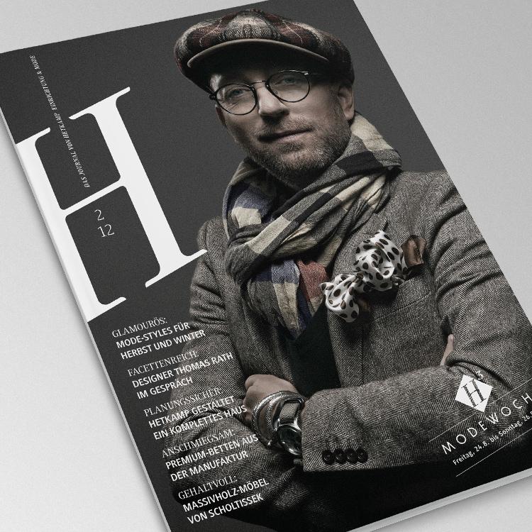 Hetkamp – Kundenmagazin