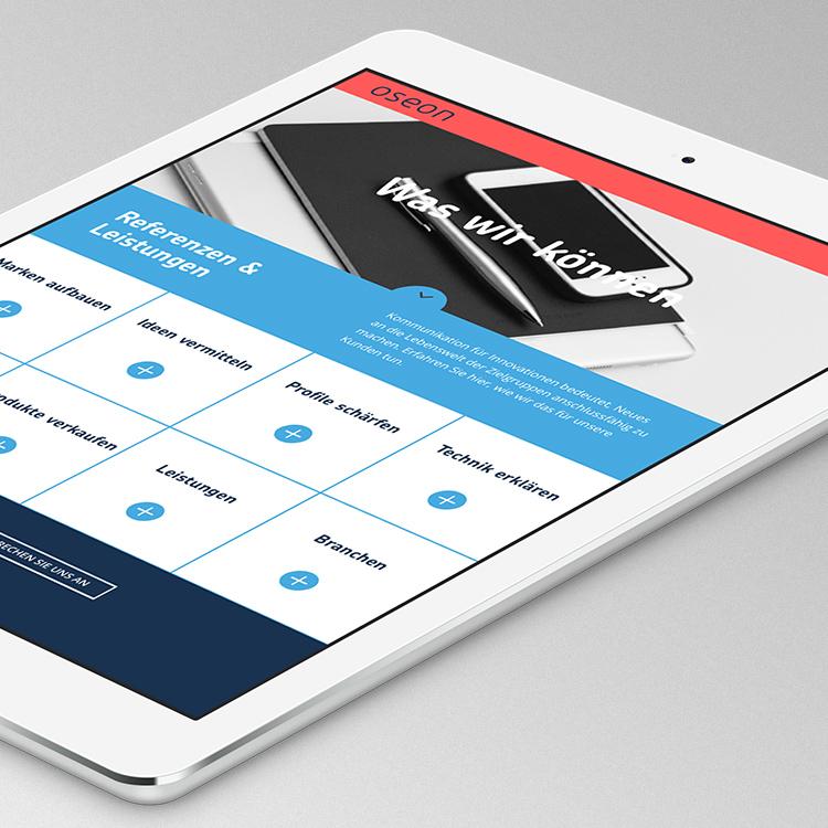 Oseon – Responsive Website