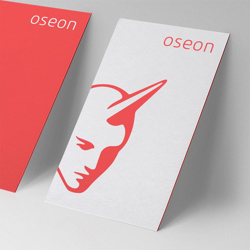 Oseon–Visuelle Identität