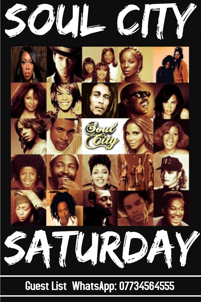 SoulCitySaturdays
