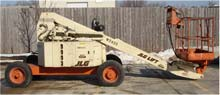 JLG 45HA Articulating Boomlift