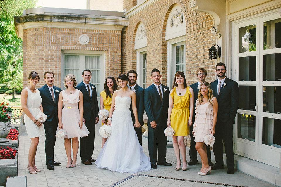Mansfield Art Center Wedding Columbus Ohio (39)
