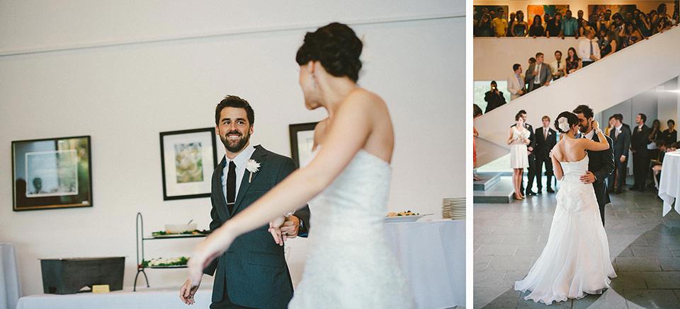Mansfield Art Center Wedding Columbus Ohio (13)