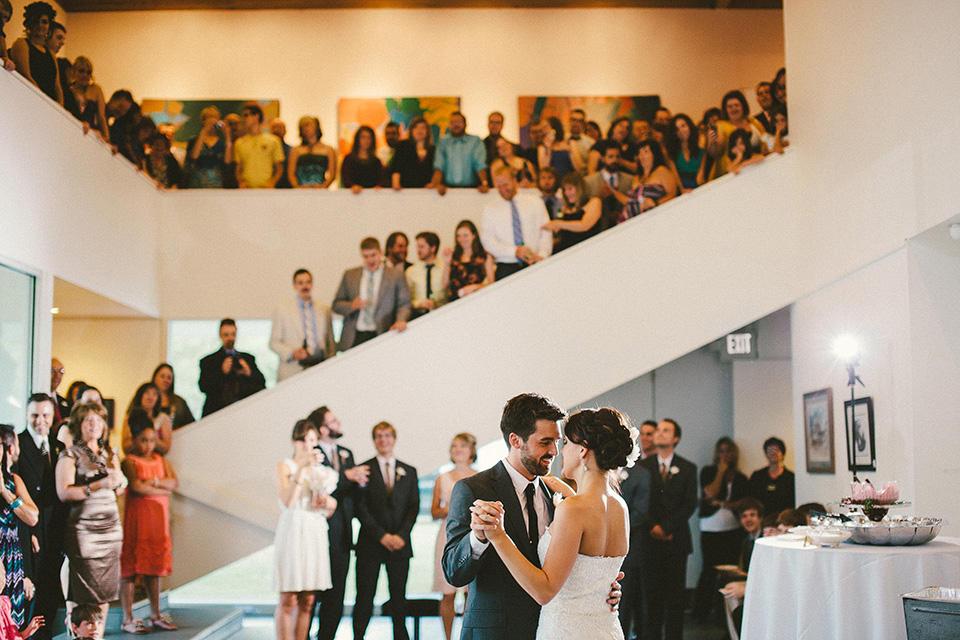 Mansfield Art Center Wedding Columbus Ohio (12)