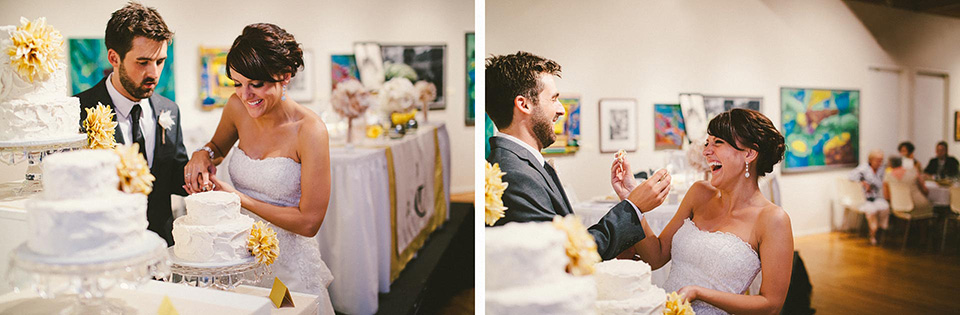 Mansfield Art Center Wedding Columbus Ohio (8)