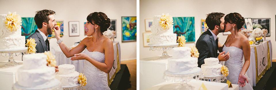 Mansfield Art Center Wedding Columbus Ohio (7)