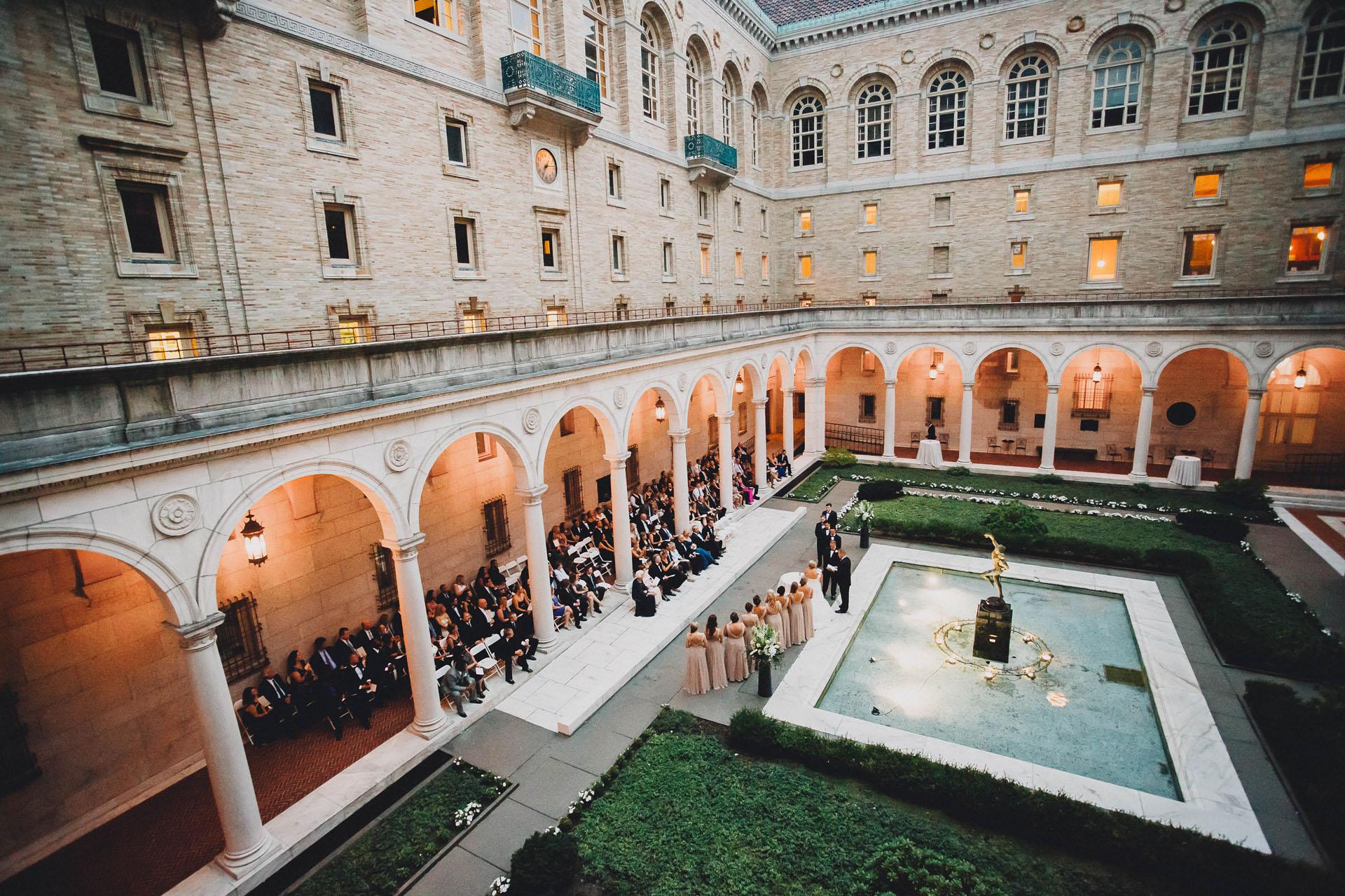 The Brauns Best of 2014 65 Boston Public Library Wedding.jpg