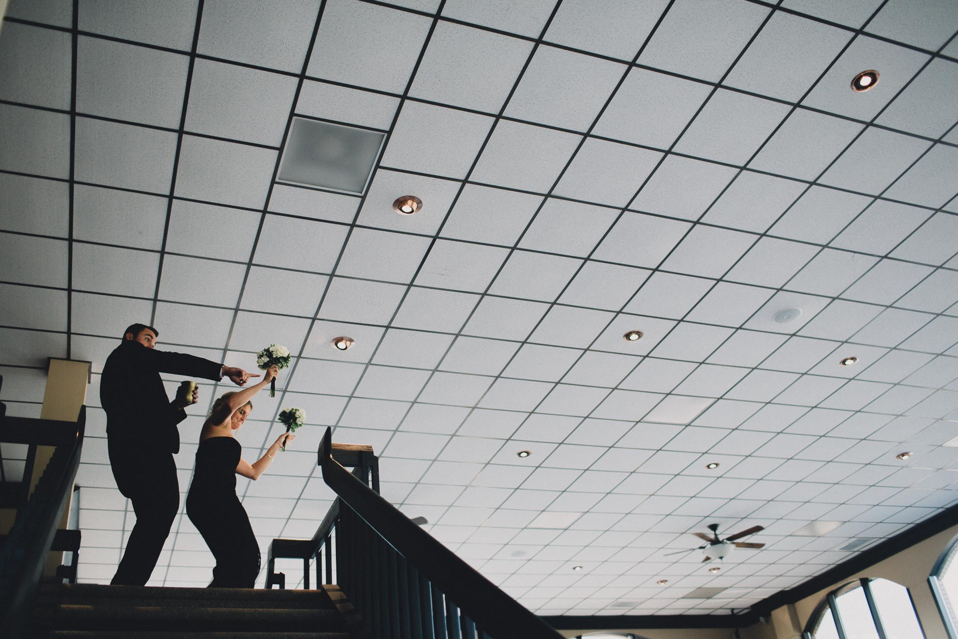 Sprinfield Ohio Wedding Woodruff Center