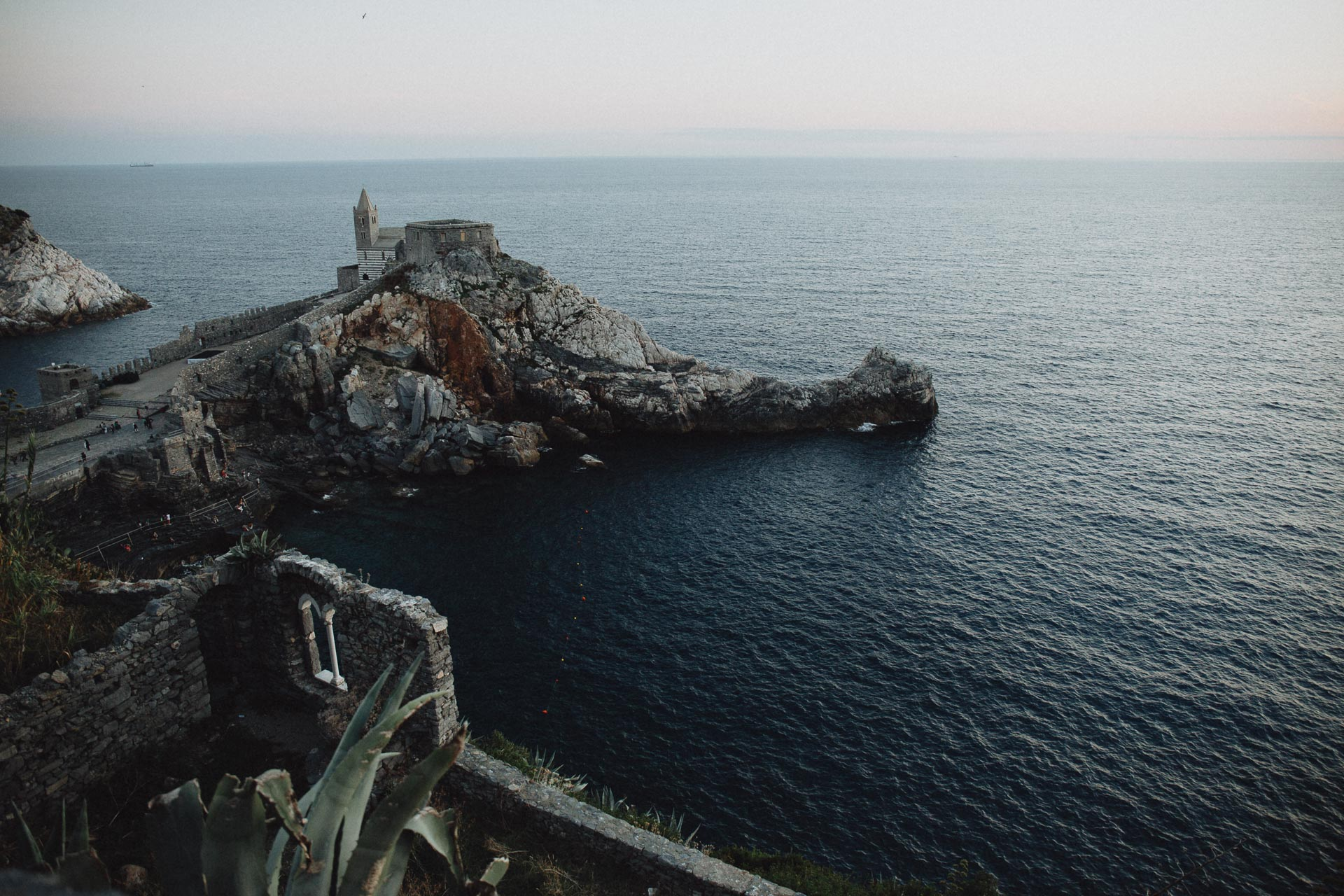 Portovenere, Italy - Destination Elopement Photos