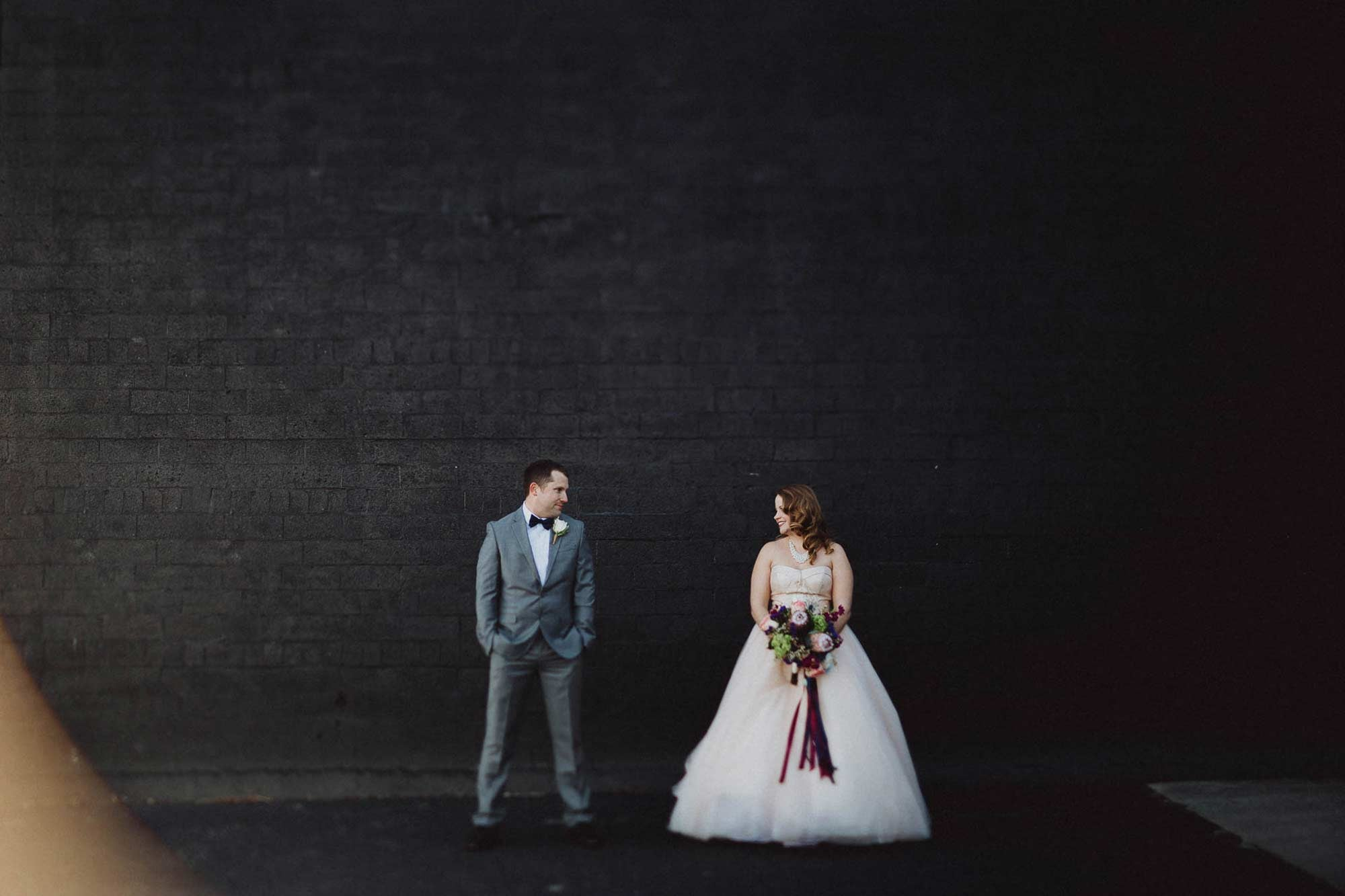 Stephanie + Lyle's Downtown Dayton Wedding