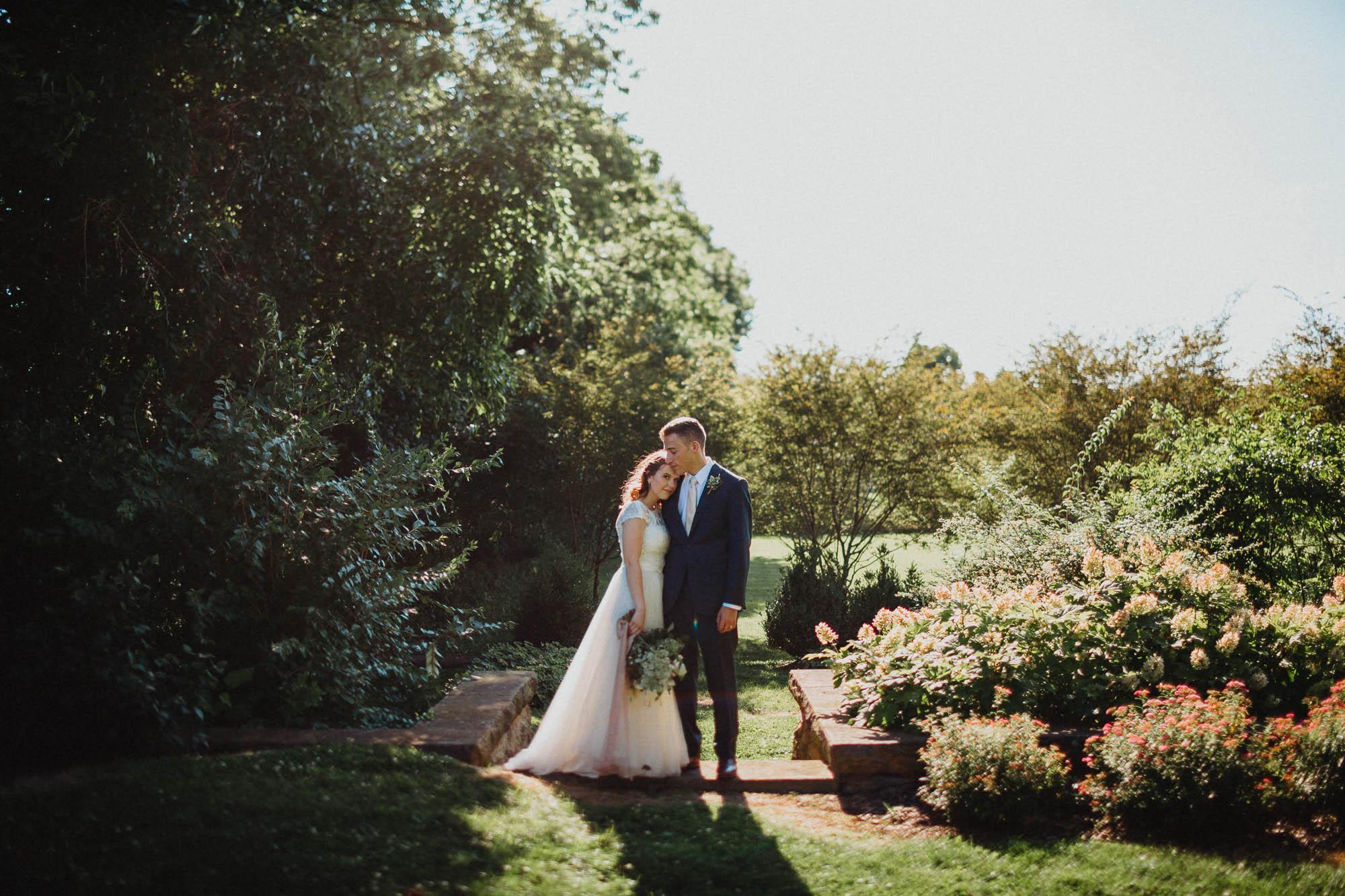 Bryn Du Mansion Garden Photographers
