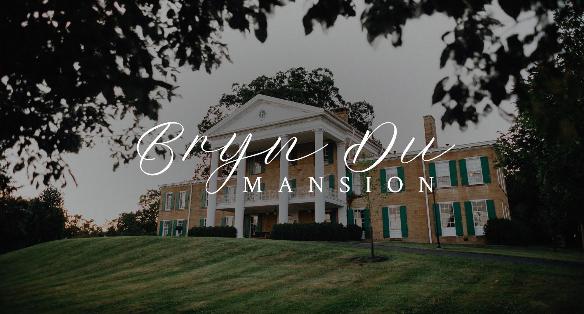 Bryn Du Mansion Wedding Columbus Ohio