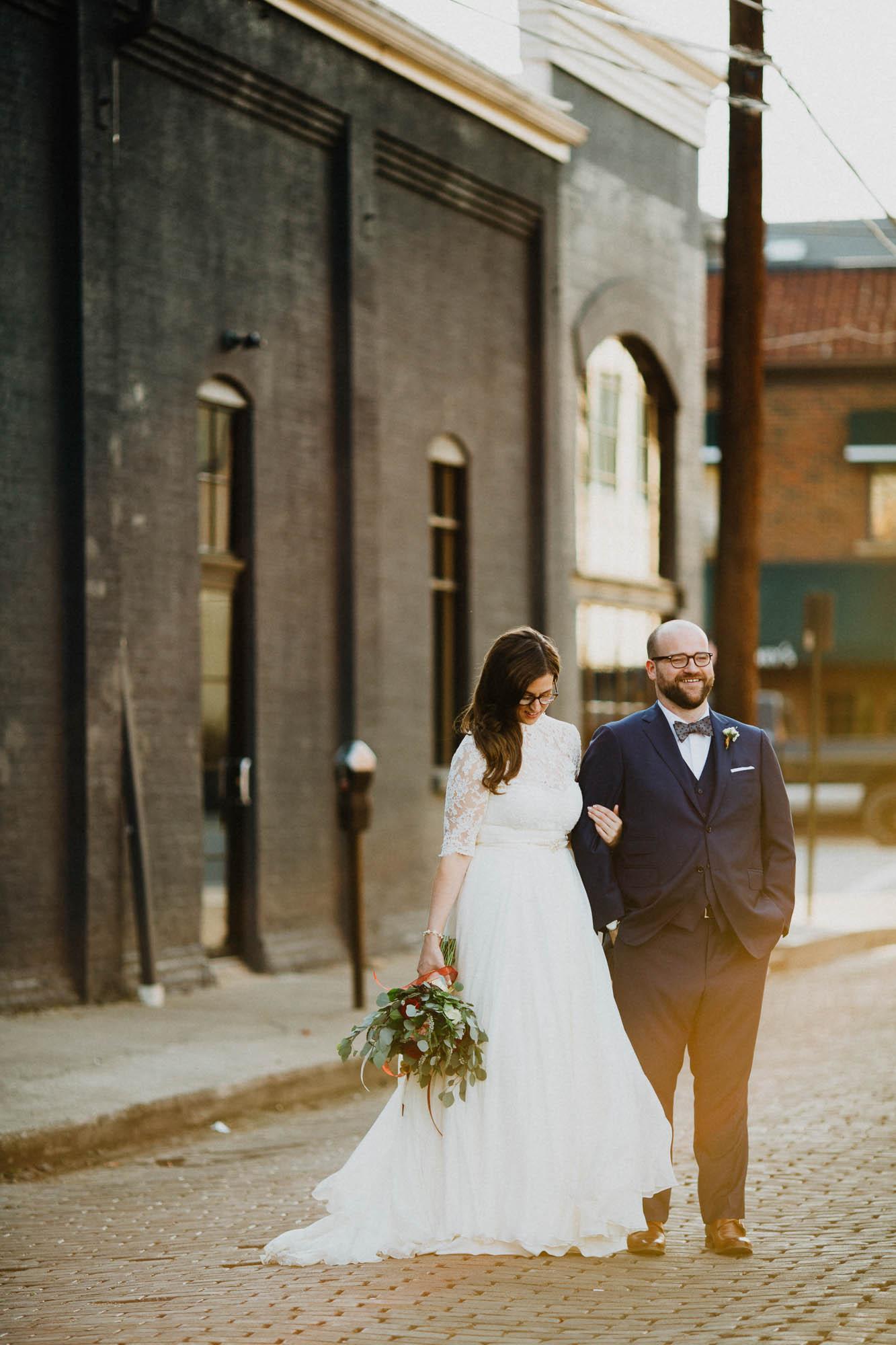 Highline Car House Wedding