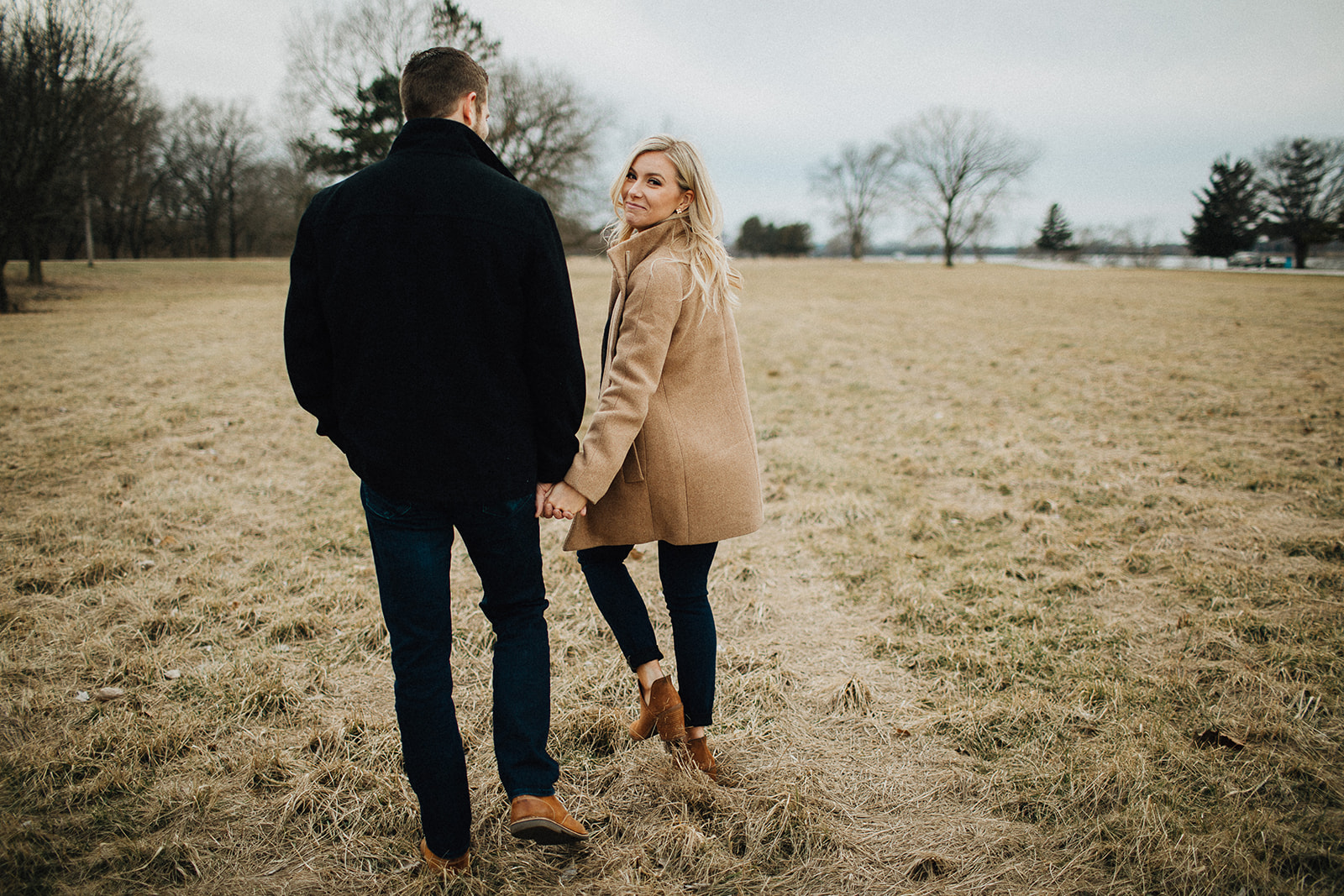 Eastwood Metropark Engagement Session in Dayton Ohio