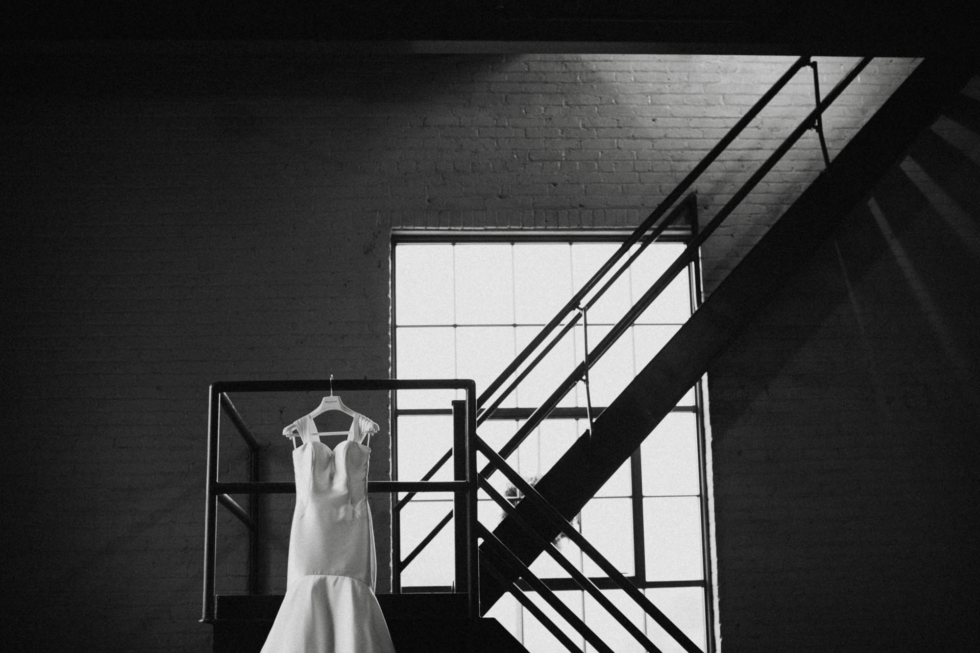 Steam Plant Dayton Wedding