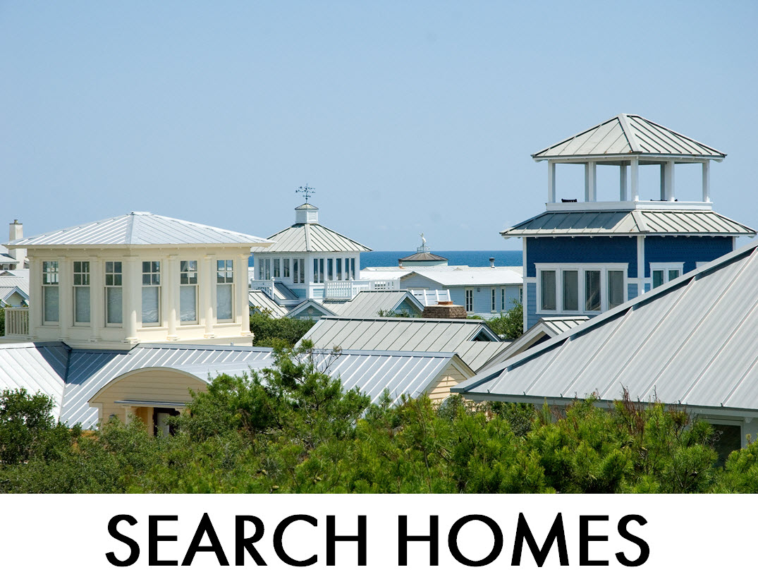 Search Seaside Homes For Sale