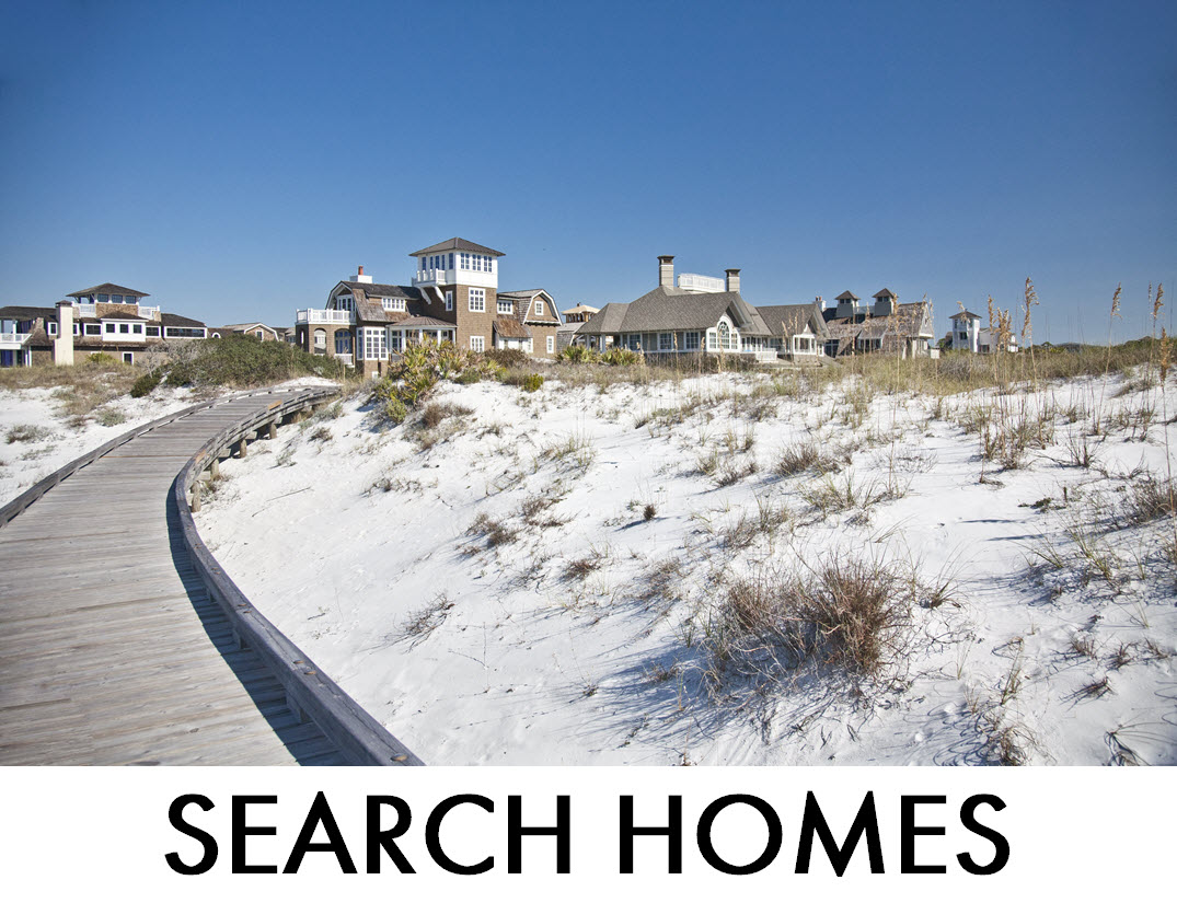 Search WaterSound Homes