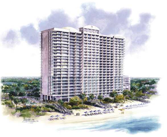 Majestic Beach Towers I and II
