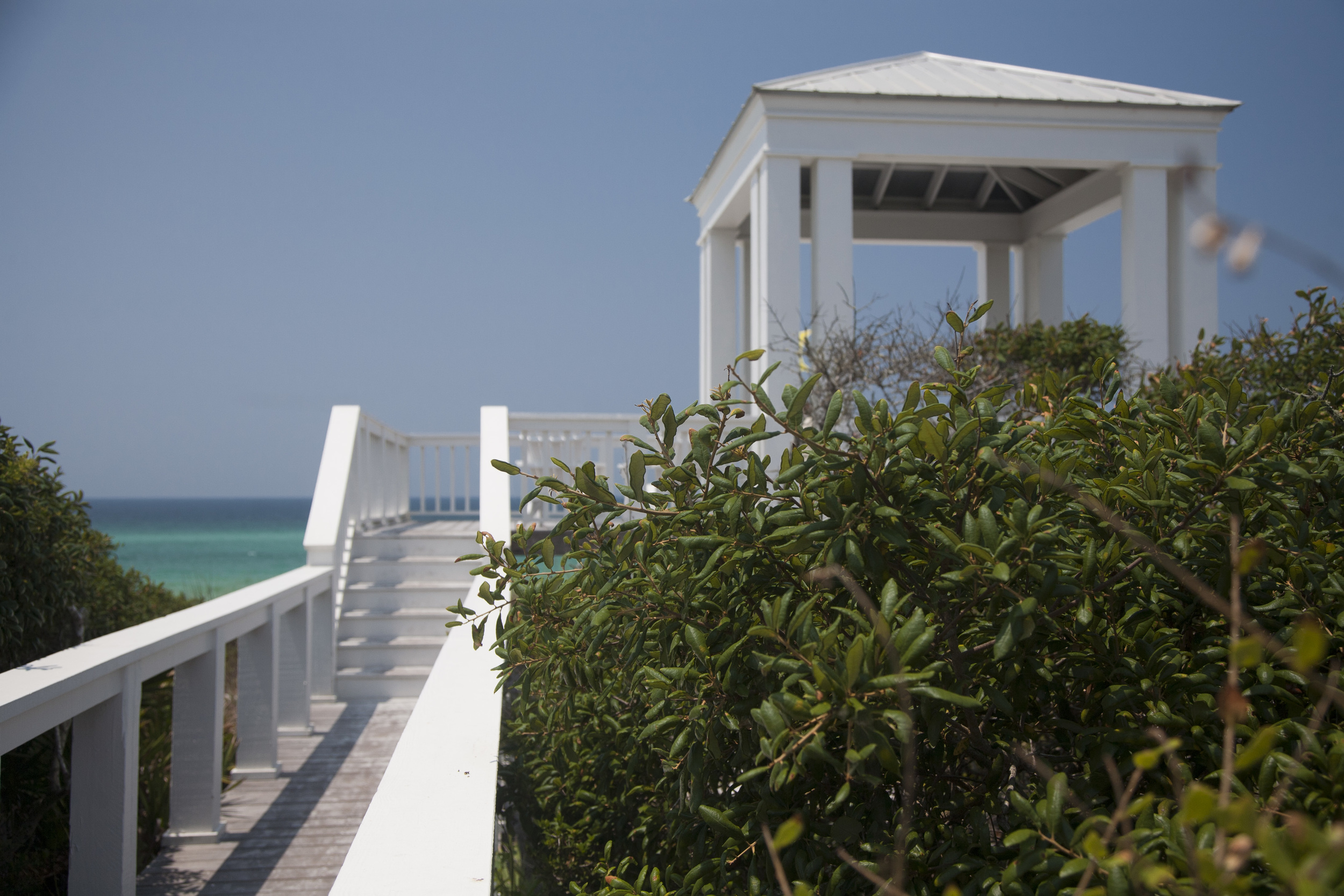 Seaside Gulf Front Lots