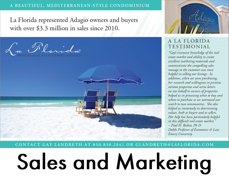 La Florida Sales and Marketing