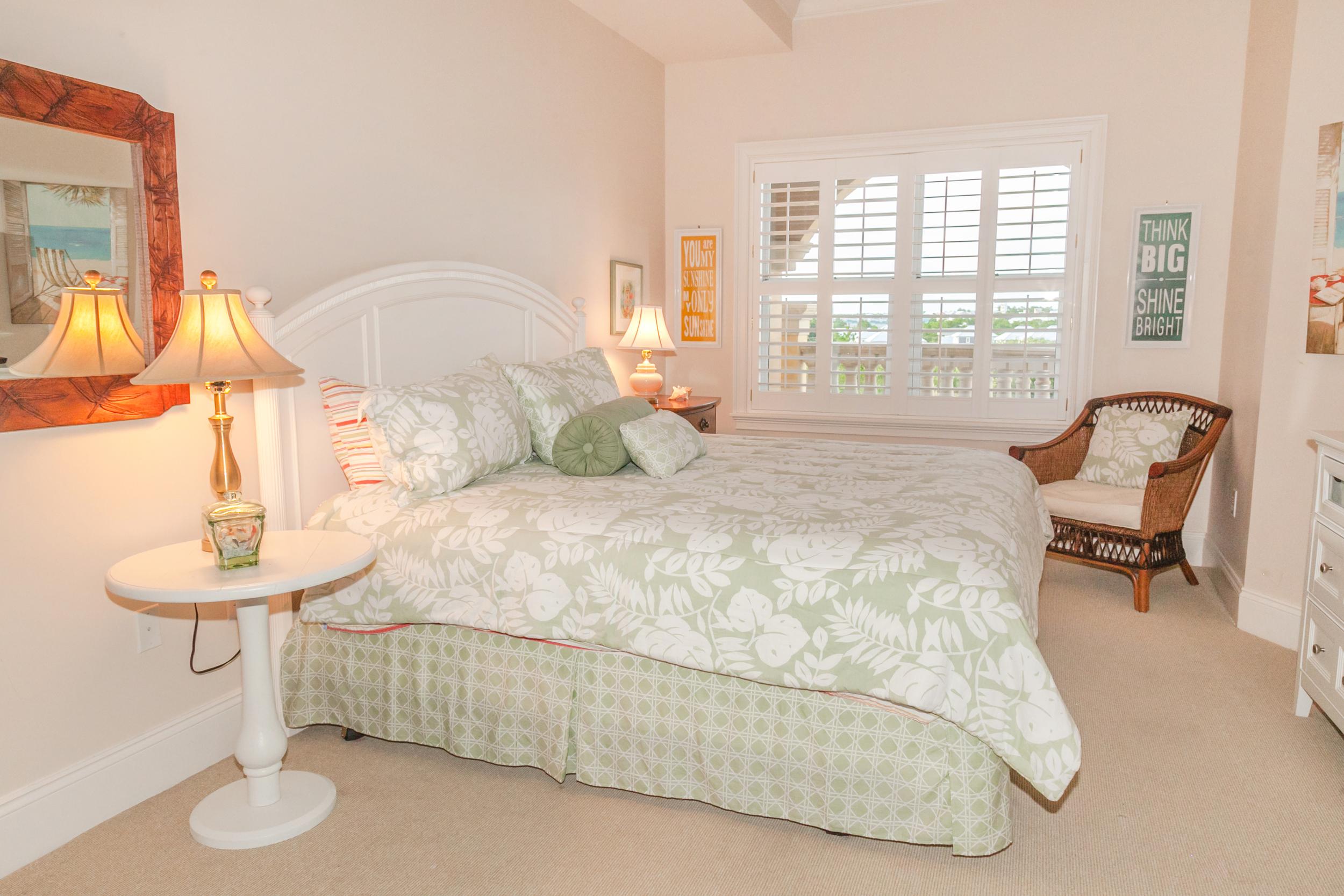 Adagio Penthouse A401 Guest Bedroom