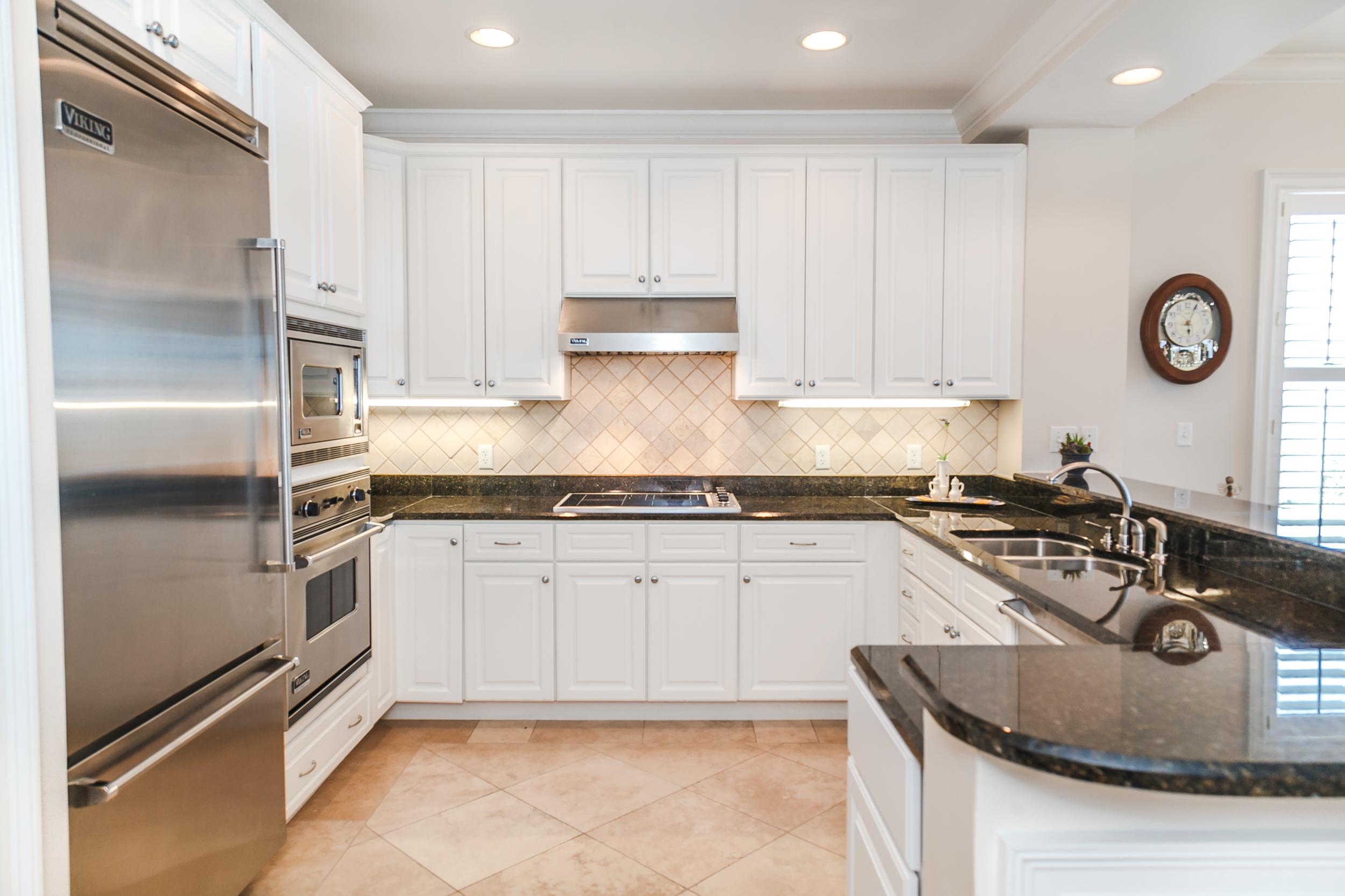 Adagio Penthouse Kitchen