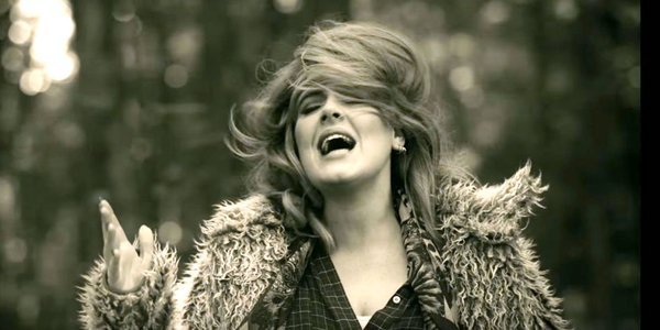Pictured: Adele crooning about exactly how we feel now that the festival is over. Props to Canadian director Xavier Dolan for what is possibly the best sad music video ever. ©Believe Media/Sons of Manual/Metafilms