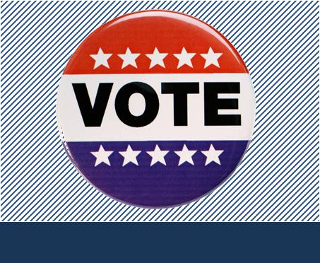 Vote on November 4th!