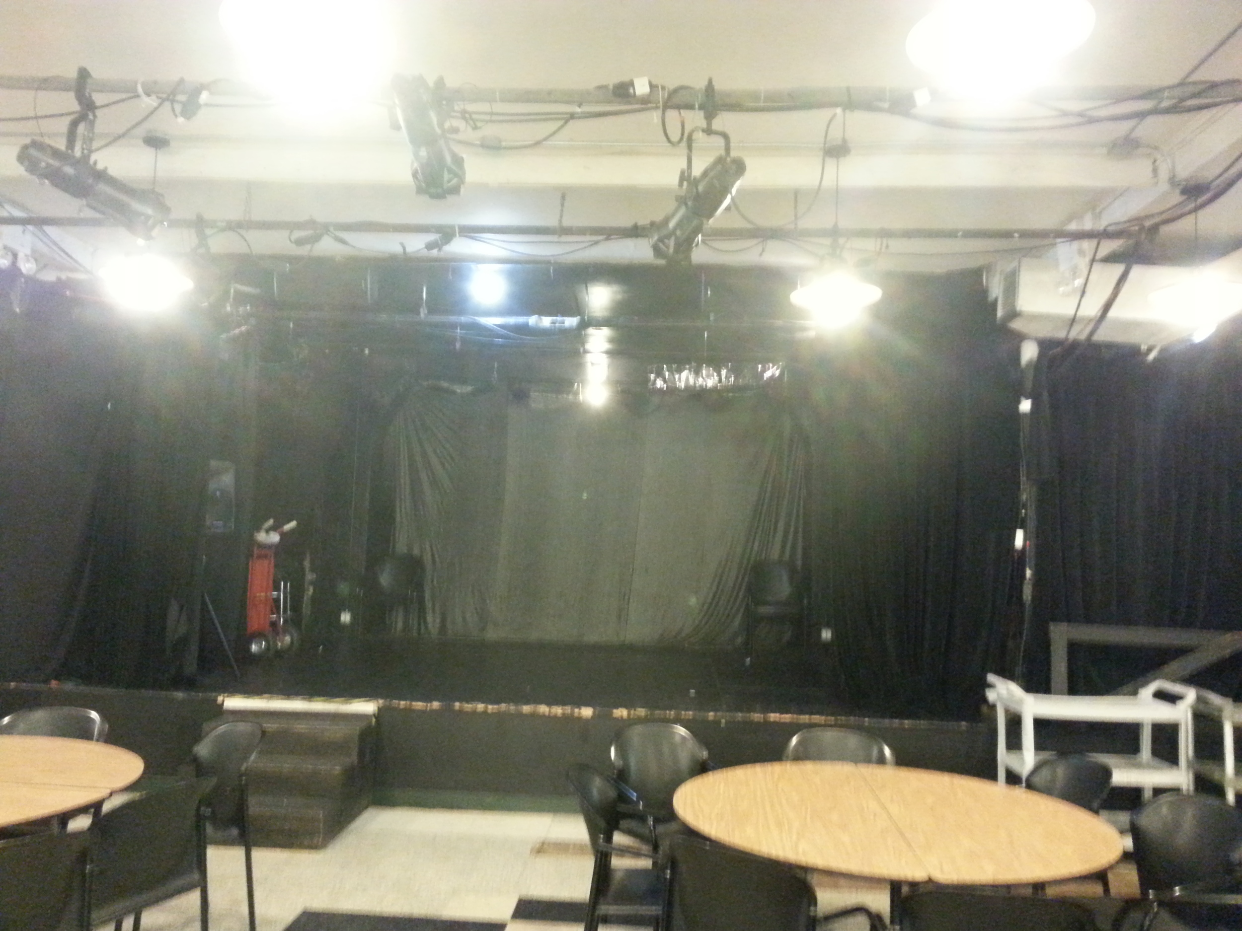 Jan Hus Playhouse