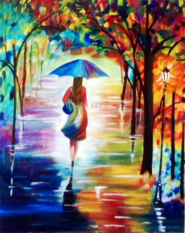 """""""In the Rain"""""""