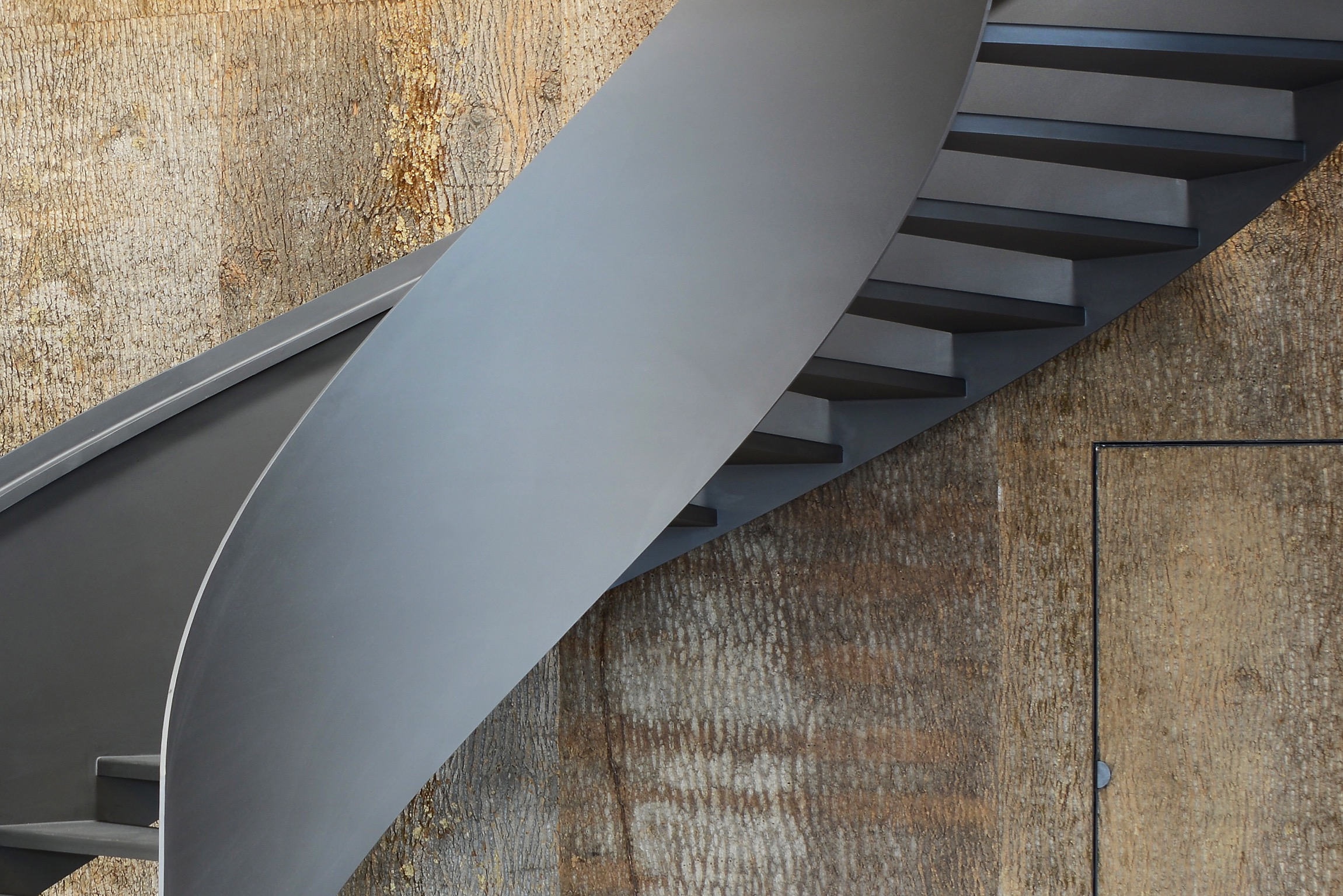 Stair  and Wall Detail
