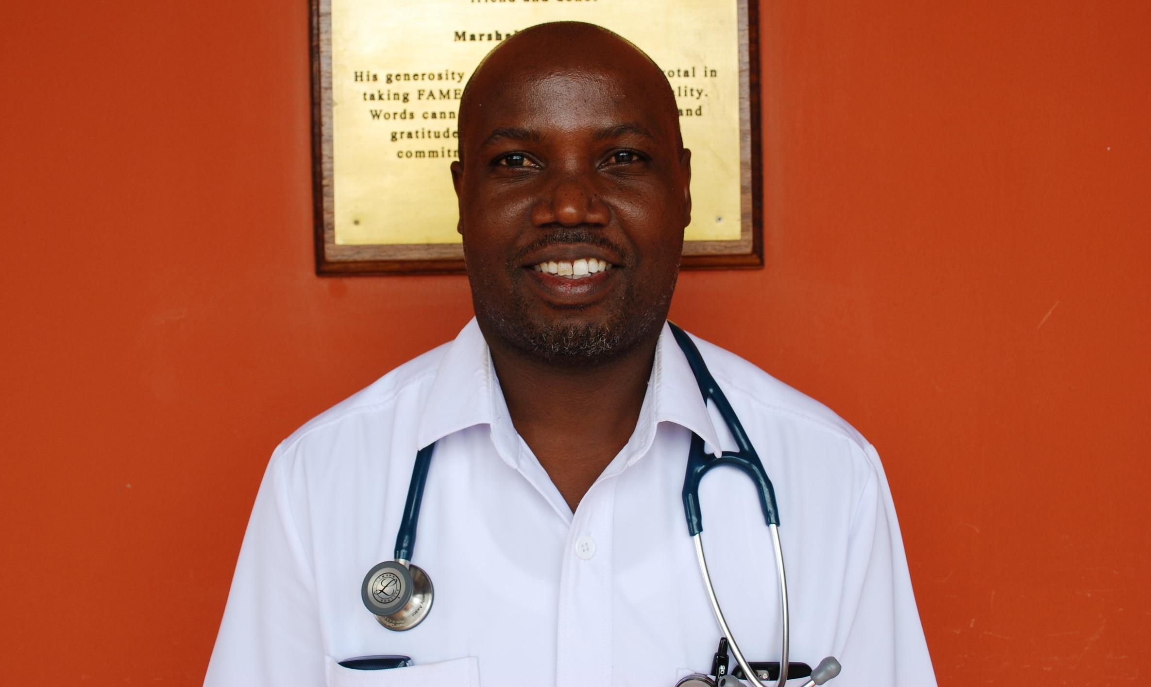 Sehewa Mganga, RN  Nurse Anaesthetist