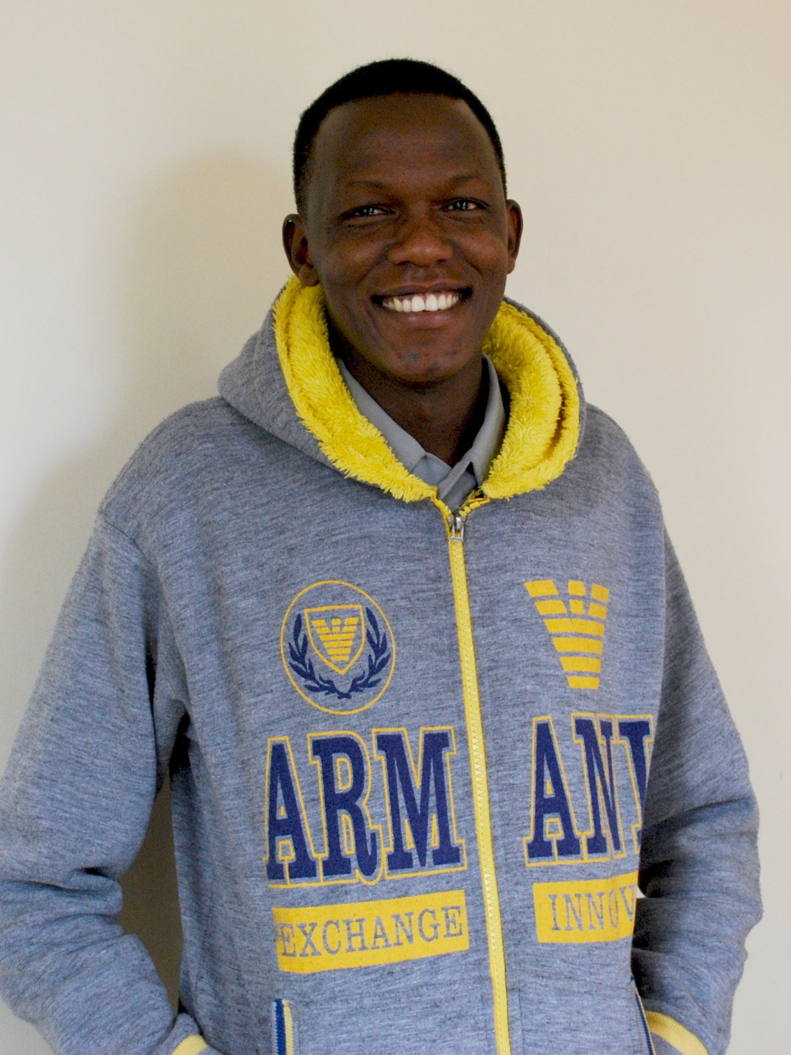 Yona Samweli    Began his one year Pharmacy Tech Assistant Program