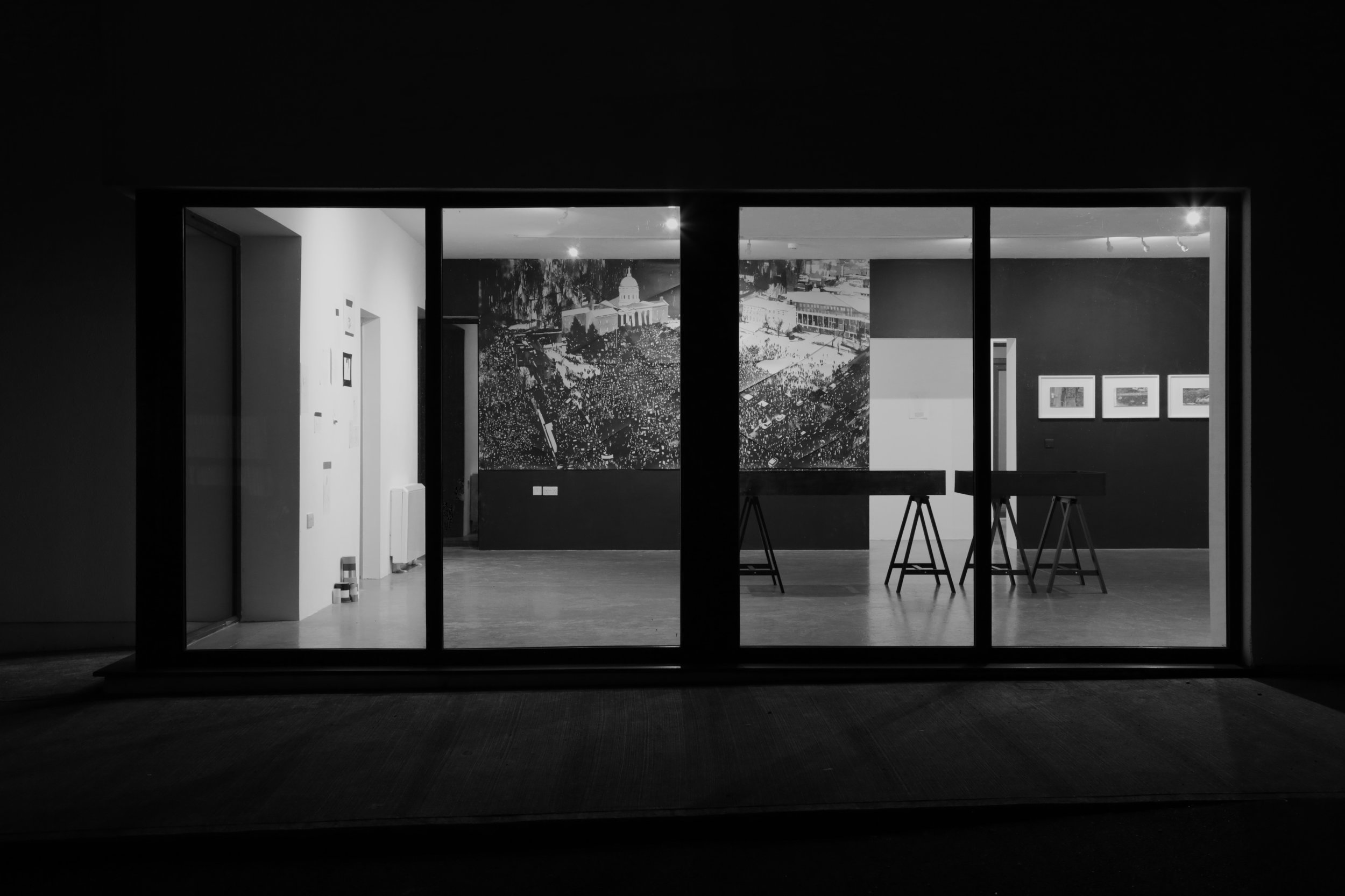 Exhibitions - Creativity craves a space for human engagement. Our exhibition space will fulfill that need through a framework of submission, curation and invitation processes that engage and support local and national artists in the engagment and display of their work.